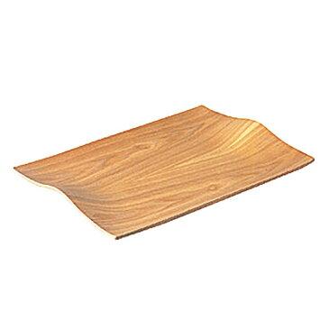 KINTO 木製トレー ノンスリップ カーブ ハンドルトレー ウィロー お盆 すべり止め加工 キッチントレー カフェ おしゃれ キッチン用品