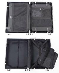 VANGATHERキャリーケースおしゃれ66Lスーツケースレディース/メンズTSAロック全5色24インチAQ-1509キャリーバッグ旅行トランクビジネスキャリー送料無料