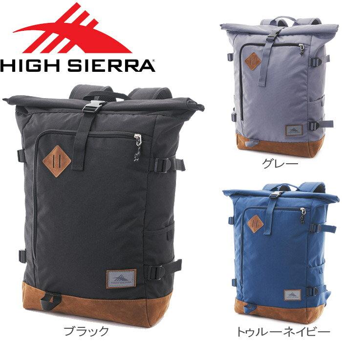 c9fbd094ebfb HIGH SIERRA/ハイシェラ リュック クレイ メンズ/レディース デイパック 全3色 104885 リュックサック
