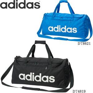 3397c0df0843 adidas アディダス ボストンバッグ メンズ/レディース リニア チームバッグ M 全2色 FSW93 ダッフルバッグ スポーツバッグ スクールバッグ  旅行 部活 合宿 修学旅.