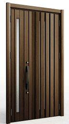 リシェント玄関ドア G14型 断熱仕様k4手動親子R