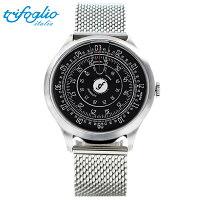 トリフォグリオ時計ミリメトロML000SSBK01