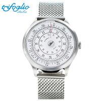 トリフォグリオ時計ミリメトロML000SSWH01