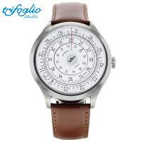 トリフォグリオ時計ミリメトロML121SSWH01