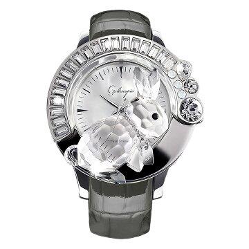 ガルティスコピオ腕時計DARMIUNABBRACCIO兎11グレー