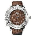 ガルーシャとスワロフスキーの腕時計 Galtiscopio(...