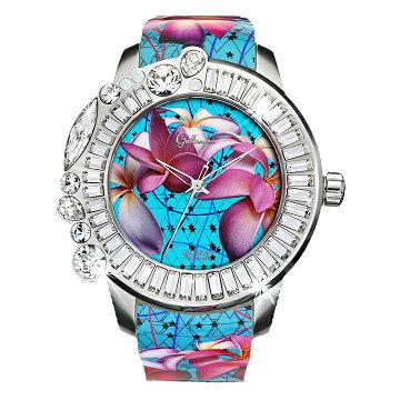 ガルティスコピオ腕時計GLORIOUS7ブルーマルチ
