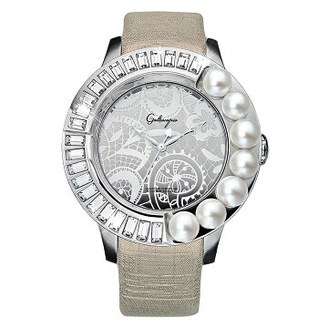 ガルティスコピオ腕時計AMOURPERLE1ライトゴールド