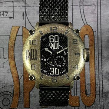 SPILLOスピーロ時計SD917KB-MK002