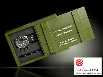 TSIKOLIAP47チコリア腕時計ボックス