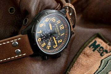 TSIKOLIAP47チコリア腕時計本革ストラップ2