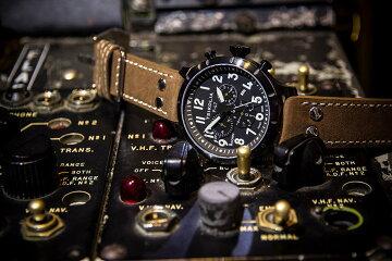 TSIKOLIAP47チコリア腕時計本革ストラップ1