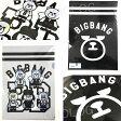 メール便(ゆうメール)全国送料無料♪KRUNK×BIGBANG クリアファイル(ライン) 文具 プレゼント A4サイズ対応