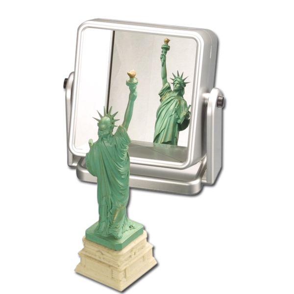 人から見られてる姿を忠実に表示。鏡像にならない鏡