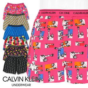 【セール!30%】Calvin Klein CK one Woven Boxerカルバンクライン ウーブンボクサー コットン トランクス 53602998 NB2998日本サイズ(M・L・XL)男性 メンズ 紳士 プレゼント ギフト バレンタイン