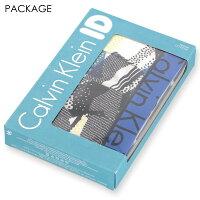 CalvinKleinID-CottonカルバンクラインIDコットンローライズボクサーパンツ男性メンズプレゼント贈答ギフト5368-8638NU8638日本サイズ(M・L)ポイント10倍
