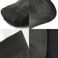 東レ「セオ・アルファ」使用の日本製足裏メッシュ靴下足もと涼しい・ムレ予防クールビズメンズ夏用ビジネスソックス靴下220-250バレンタインプレゼントポイント10倍