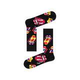 【ポイント20倍】Happy Socks ハッピーソックス【Limited】 Happy Socks × The Rolling Stones ( ローリングストーンズ )OUT OF CONTROL ( アウト オブ コントロール )クルー丈 ソックスユニセックス 1A413005母の日 無料ラッピング