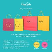 HappySocksハッピーソックス【Limited】HappySocks×TheRollingStones(ローリングストーンズ)GIFTBOX4足組ギフトセットクルー丈ソックスユニセックスメンズ&レディス1A413004