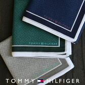 TOMMY HILFIGER|トミーヒルフィガー 無料 トミー ブランド ラッピング OKモノグラム柄 綿100% ハンカチ2582-107男性 メンズ プレゼント 誕生日 ギフト 彼氏ポイント10倍