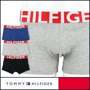 トミーヒルフィガーアンダーウェア ボクサー ボールド コットン ストレッチ ローライズ トランク プレゼント ポイント