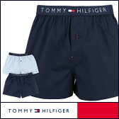 TOMMY HILFIGER トミーヒルフィガーアンダーウェア トランクスCotton Woven Boxer Iconコットン ウーブン ボクサー アイコン5336-5489男性 下着 メンズ プレゼント 誕生日 ギフト 彼氏 ポイント10倍