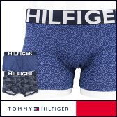 セール!50%OFFTOMMY HILFIGER トミーヒルフィガーアンダーウェア ボクサーパンツBOLD Hilfiger Microfiber Trunk Printボールド ヒルフィガー マイクロ トランク プリント5336-5507男性 下着 メンズ プレゼントポイント10倍