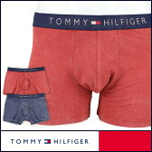 TOMMY HILFIGER トミーヒルフィガーアンダーウェア ボクサーパンツIcon trunk denimアイコン トランク デニム5336-5695男性 下着 メンズ プレゼント 誕生日 ギフト 彼氏 ポイント10倍