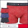 TOMMY HILFIGER|トミーヒルフィガーアンダーウェア ボクサーパンツIcon Trunk Logo Artコットン アイコン ボクサーパンツ5336-6029男性 下着 メンズ プレゼント 誕生日 ギフト 彼氏ポイント10倍