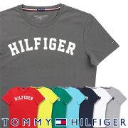 トミーヒルフィガークルーネック Tシャツ オーガニックコットン プレゼント