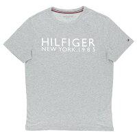 TOMMYHILFIGER トミーヒルフィガーMODERNCLASSICCOTTONCNSSTEELOGOコットンロゴ半袖Tシャツ男性メンズプレゼント贈答ギフト5339-1172ポイント10倍