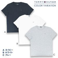 TOMMYHILFIGER トミーヒルフィガーCOTTONTEESSLOGOFLAGICONコットン100%ワンポイントロゴ半袖Tシャツ男性メンズプレゼント贈答ギフト5339-4671ポイント10倍