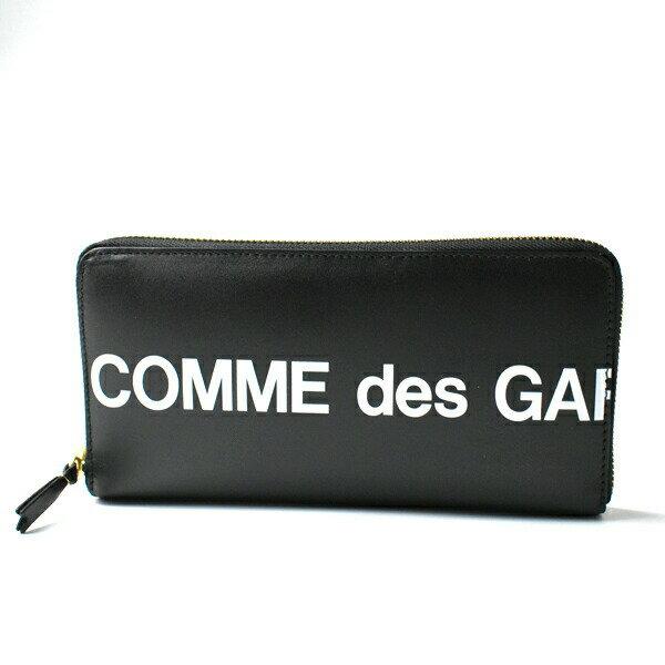 財布・ケース, メンズ財布 SALECOMME des GARCONS SA0110HL BLACK HUGE LOGO