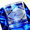 名入れグラス(ウェディングギフト・結婚祝い・誕生祝い・バースデープレゼント・母の日・父の日・敬老の日・バレンタイン)【送料無料】【記念日】の商品画像