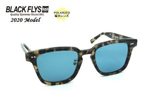 眼鏡・サングラス, サングラス BLACKFLYSFLY CLUBMAN POLARIZED BF-1235-04