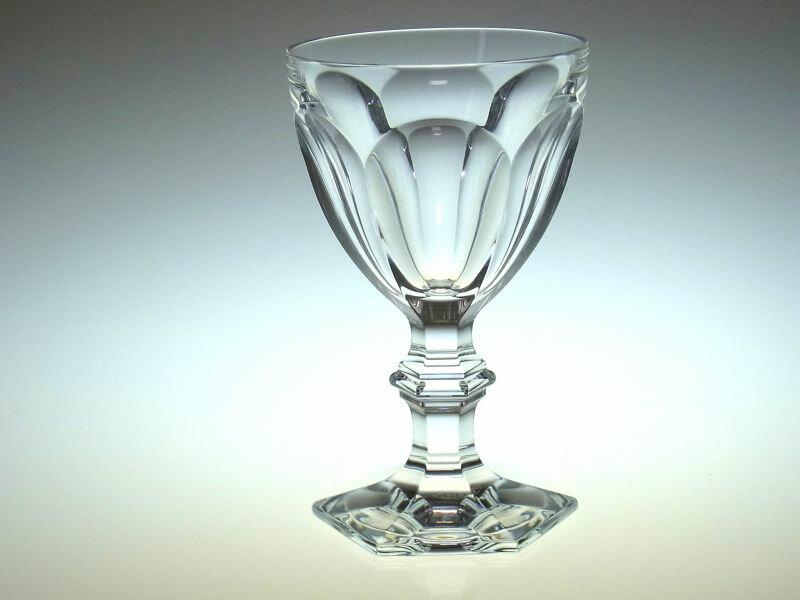 バカラ グラス ● アルクール ワイン グラス 未使用品 13.5cm 刻印 Harcourt