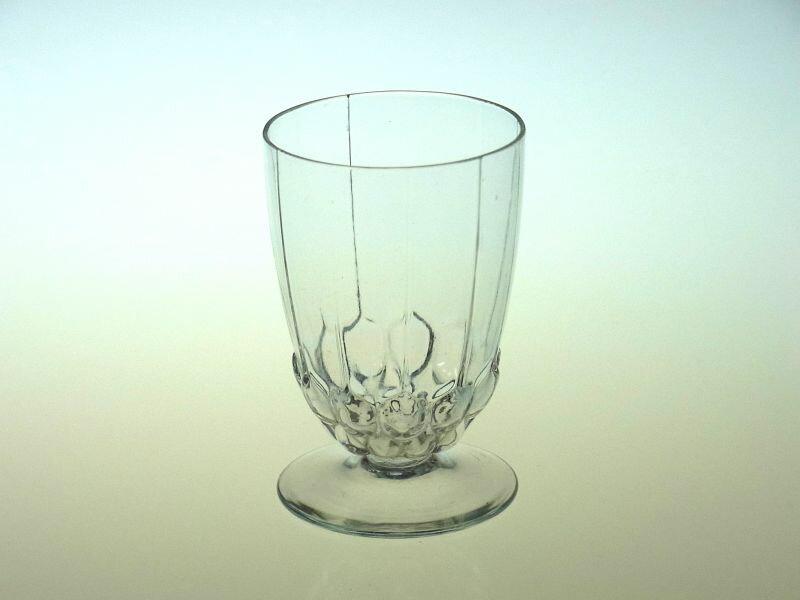 ラリック グラス アンティーク ● ブロワ ワイン グラス R Lalique 極美品 Blois 7cm