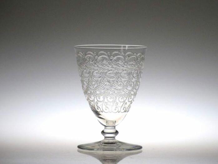 バカラ グラス ● シャトーブリアン 白 ワイン グラス ヴィンテージ ローハン Chateaubriant