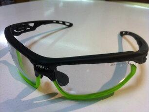 RUDYPROJECT(ルディプロジェクト)FOTONYK(フォトニック)スポーツ用サングラス調光サングラス有名ブランドサングラスSP457306-0002(ブラックマット/ライム)