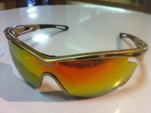RUDYPROJECT(ルディプロジェクト)TRALYX(トラリクス)SP394005-0000(ゴールド)スポーツ用サングラス有名ブランドサングラス
