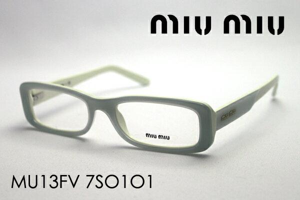 眼鏡・サングラス, 眼鏡  miumiu MU13FV 7SO1O1(W51mm)