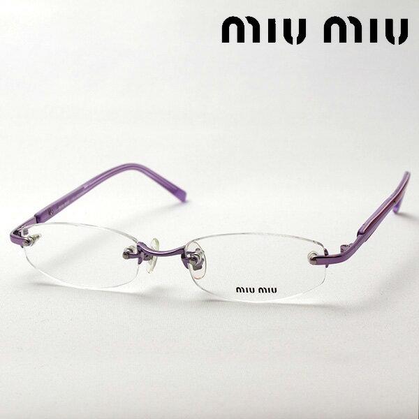 おすすめ価格 【ミュウミュウ メガネ 正規販売店】 miumiu MU72DV 8AF1O1 伊達メガネ 度付き ブルーライト カット 眼鏡 miumiu ケースなし スクエア