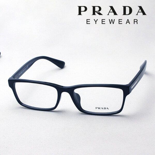 眼鏡・サングラス, 眼鏡  Made In Italy PRADA PR01SV 1AB1O1