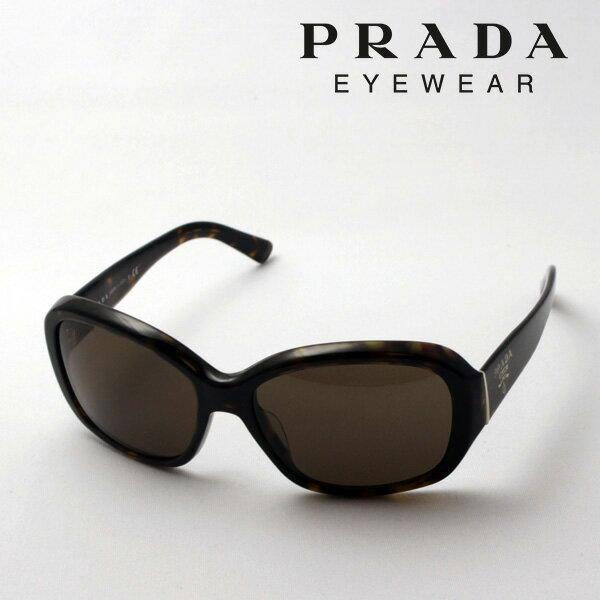眼鏡・サングラス, サングラス  Made In Italy PRADA PR31NSA 2AU8C1