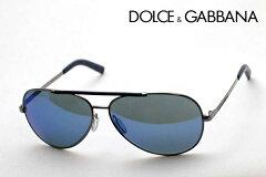 【DOLCE&GABBANA】 ドルチェ&ガッバーナ サングラス DG2141 0455 ドルガバ ミラー