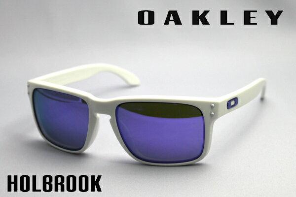 Holbrook Oakley White