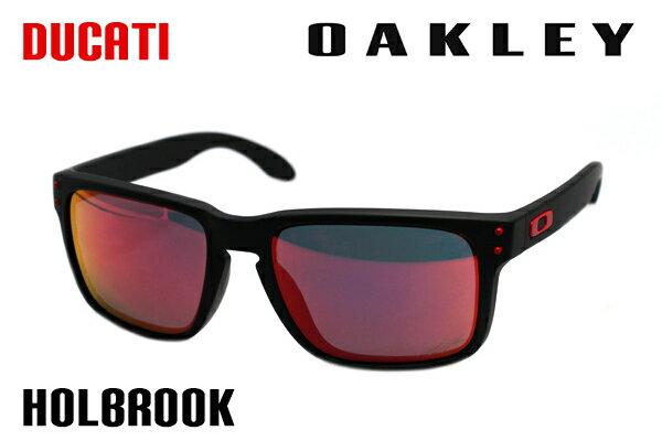 Lunette Oakley Holbrook Ducati