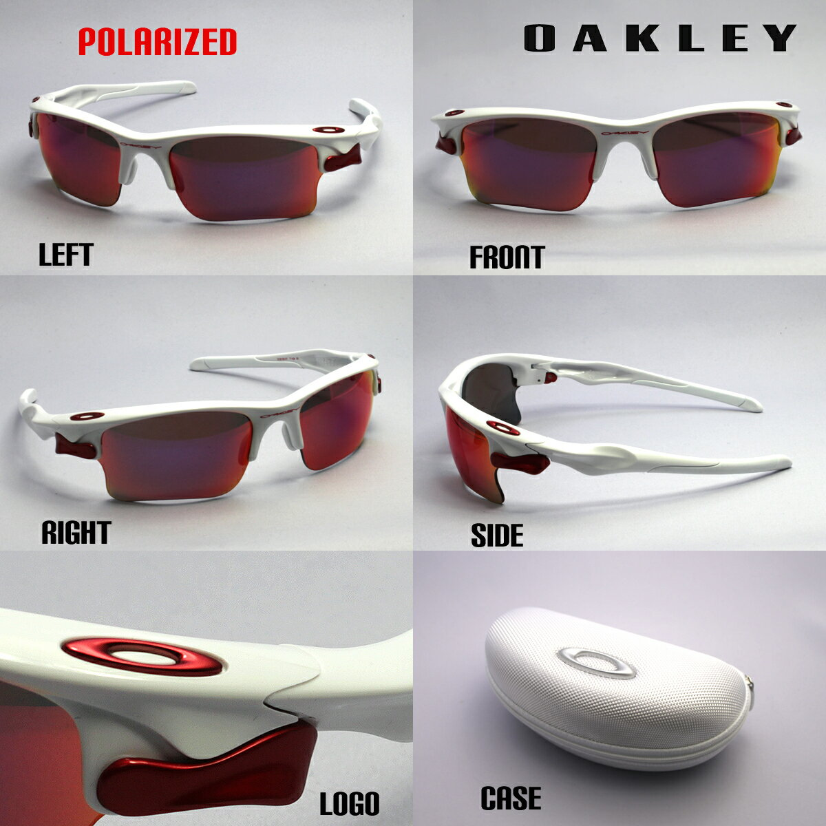 oakley fast jacket  Oakley Fast Jacket Xl Polarized - atlantabeadgallery