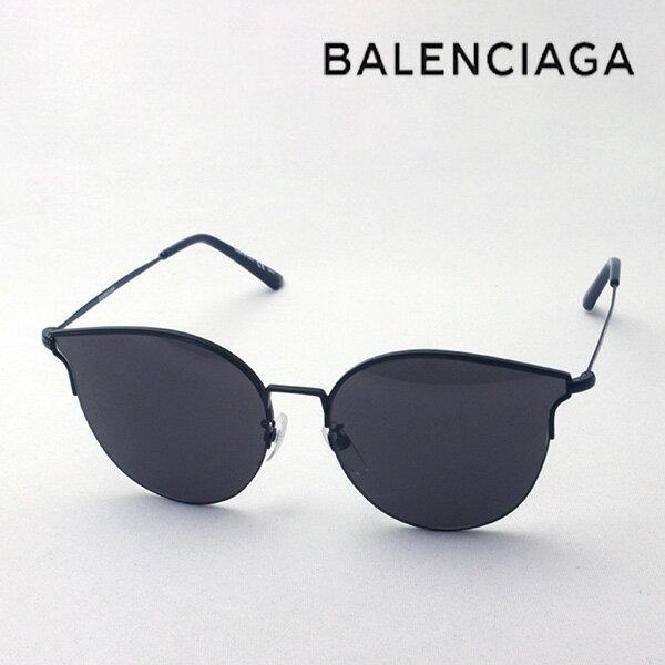 眼鏡・サングラス, サングラス  BALENCIAGA BB0021SK 001 Made In Italy