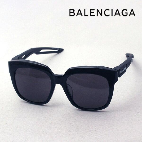 眼鏡・サングラス, サングラス NewModel BALENCIAGA TRIPLE S BB0025SA 001 Made In Japan